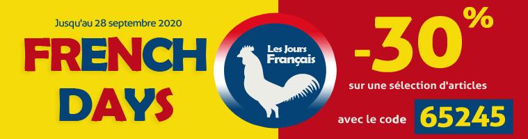 Les jours français